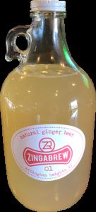 zingabrew bottle